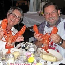 Susan & Peter User Profile