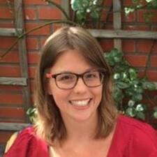 Marieke felhasználói profilja