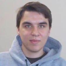 Användarprofil för Jakub