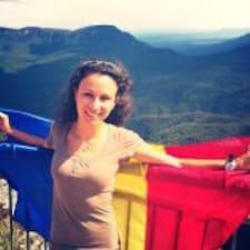 Mariuca User Profile