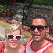 Profil utilisateur de Kelly & Caetano