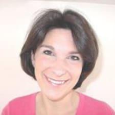 Jeannine felhasználói profilja