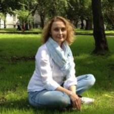 Profil utilisateur de Наталья