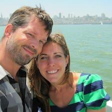 Profil utilisateur de Gordon & Elissa