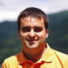 Ciprian User Profile