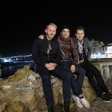 Το προφίλ του/της Erik, Tomas & Tobias