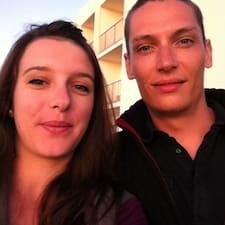 Nutzerprofil von Camille & Arnaud