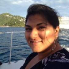 Neena felhasználói profilja