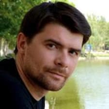 Profil Pengguna Andriy