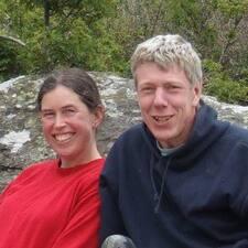 Perfil do usuário de Catriona & Jürgen