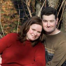 Becca & Brendan User Profile