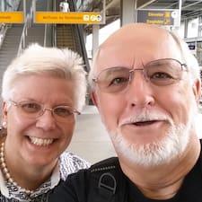 Gayle & Bill felhasználói profilja