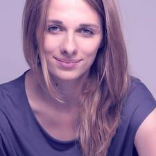 Profil utilisateur de Aleksandra