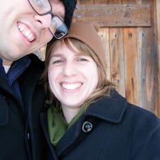 Anna & Chris User Profile