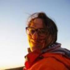 Perrine felhasználói profilja