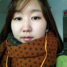 โพรไฟล์ผู้ใช้ Jieun