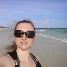 Profil utilisateur de Maria-Rosa