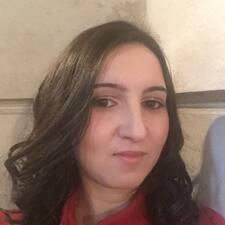 Profil utilisateur de Nazeha