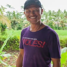Nyoman Moyo User Profile