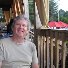 Garth felhasználói profilja