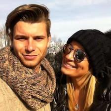 Profil utilisateur de Roman & Ines