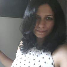 Perfil do utilizador de Sandhya