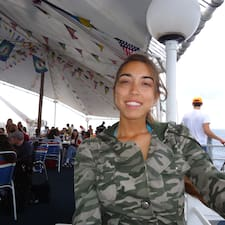 Maria Agustina felhasználói profilja