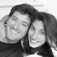Profil utilisateur de María & Bernardo