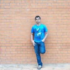 Nutzerprofil von Manish
