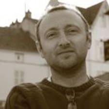 Perfil do utilizador de Stéphane