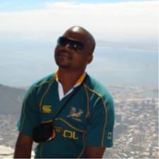 Profil utilisateur de Themba