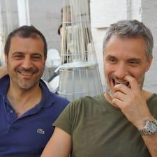 Olivier And Antonio User Profile