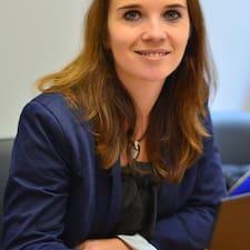 Profil Pengguna Nadège