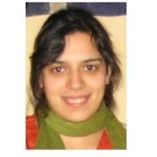 Shefali User Profile