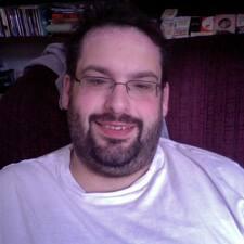 Johannes felhasználói profilja