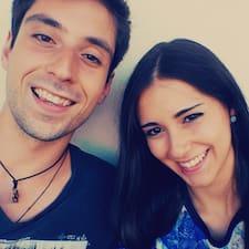 Ânia & Hugo felhasználói profilja