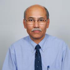 Rajeev Brukerprofil