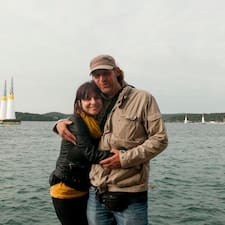 Profil utilisateur de Mirta & Filip