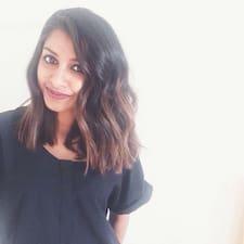 Profil utilisateur de Syeda