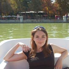 Profil utilisateur de Adèle