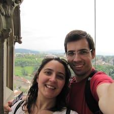 โพรไฟล์ผู้ใช้ Tiago & Marta