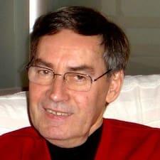 Jean Pierre is the host.
