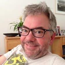 Petrus felhasználói profilja