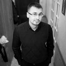 Dmitry is the host.
