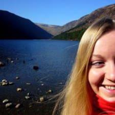 Katharina felhasználói profilja