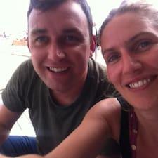 Tessa & John - Uživatelský profil