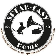 SpeakEasy Home User Profile