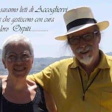 Giulia & Pino Tivoli is the host.