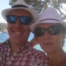 โพรไฟล์ผู้ใช้ Evelyne & Gaël