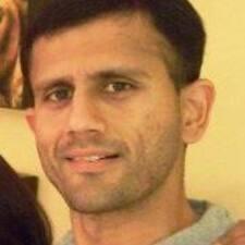 Bharadwaj felhasználói profilja